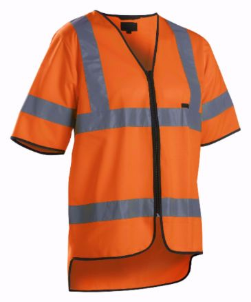 Blaklader 3023 High Vis Vest Class 3 (Orange)